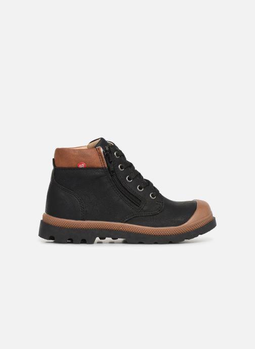 Boots en enkellaarsjes NA! Apoline Zwart achterkant