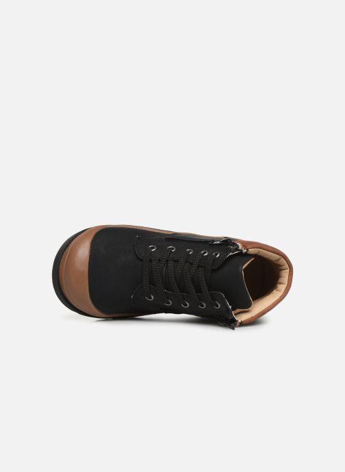Bottines et boots NA! Apoline Noir vue gauche