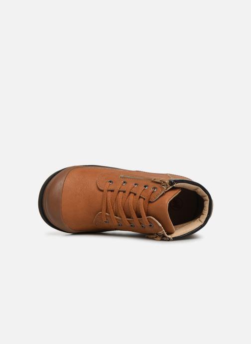 Boots en enkellaarsjes NA! Apoline Bruin links