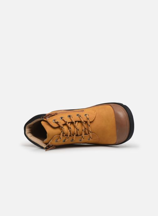 Ankle boots NA! Apoline Brown view from the left