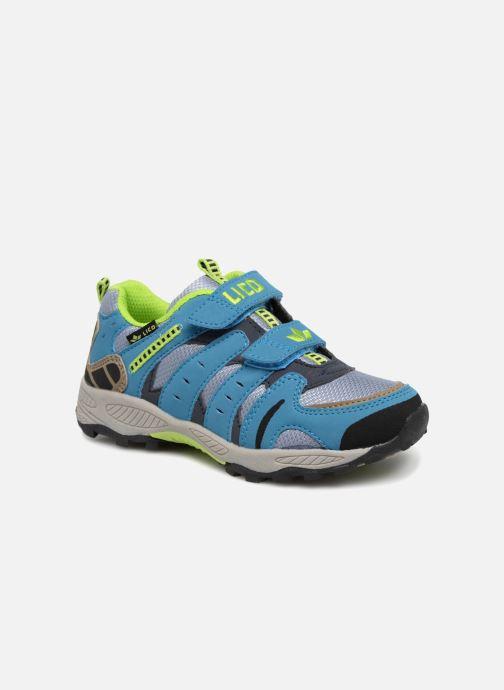 Zapatillas de deporte Lico Fremont V Azul vista de detalle / par