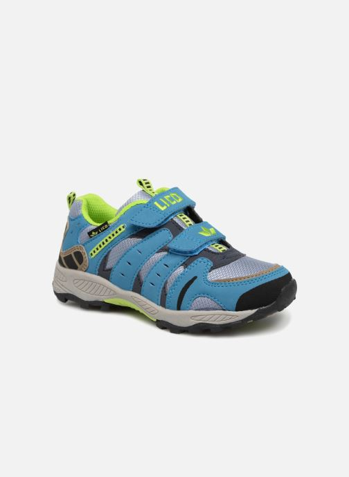 Chaussures de sport Lico Fremont V Bleu vue détail/paire