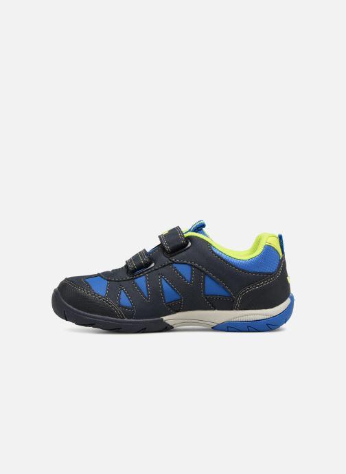 Zapatillas de deporte Lico Kolibri V H Azul vista de frente