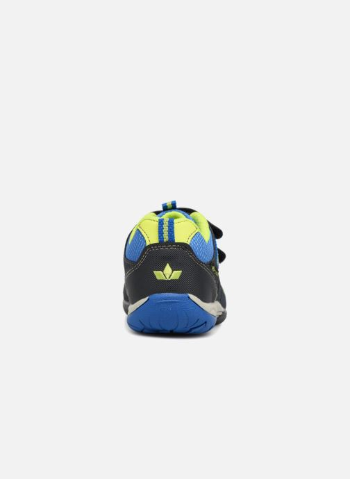 Zapatillas de deporte Lico Kolibri V H Azul vista lateral derecha
