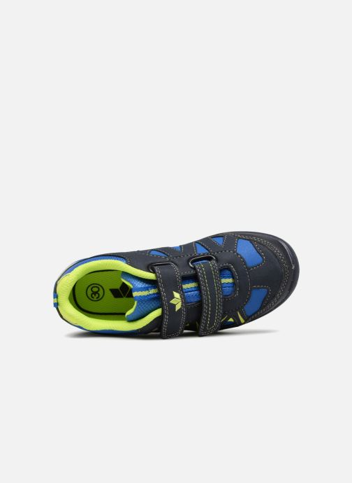 Zapatillas de deporte Lico Kolibri V H Azul vista lateral izquierda