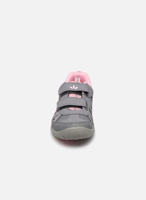 Zapatillas de deporte LICO Kolibri V H Gris vista del modelo