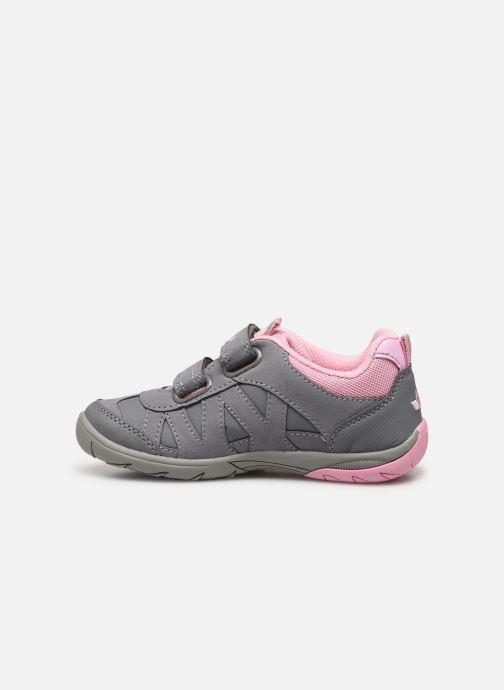 Sport shoes LICO Kolibri V H Grey front view