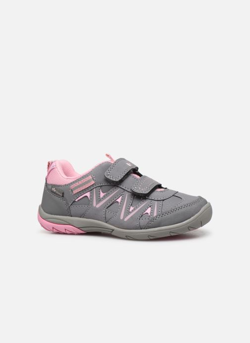 Sport shoes LICO Kolibri V H Grey back view
