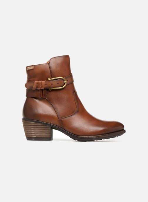 Bottines et boots Pikolinos Baqueira W9M-8563 Marron vue derrière