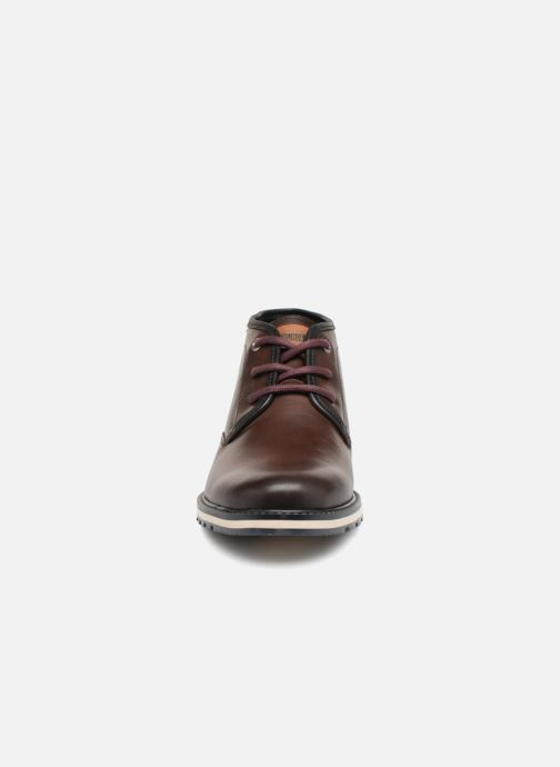 Ankle boots Pikolinos Berna M8J-8153 Brown model view