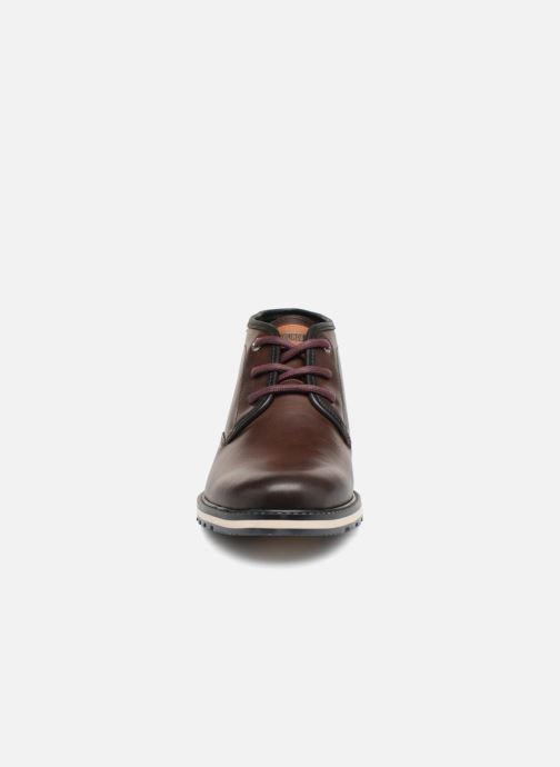 Stiefeletten & Boots Pikolinos Berna M8J-8153 braun schuhe getragen