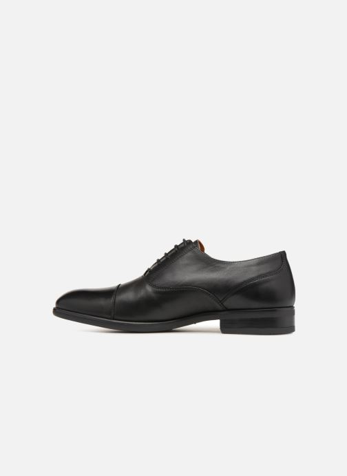 Zapatos con cordones Pikolinos Bristol M7J-4184 Negro vista de frente