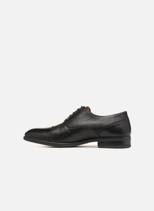 Chaussures à lacets Pikolinos BRISTOL M7J-4184 Noir vue face