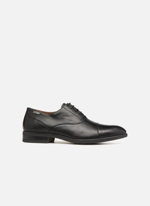 Zapatos con cordones Pikolinos Bristol M7J-4184 Negro vistra trasera