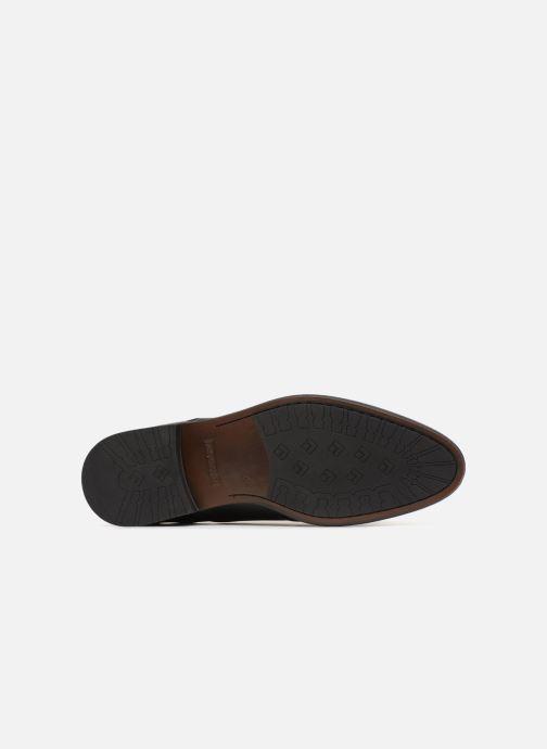 Zapatos con cordones Pikolinos BRISTOL M7J-4184 Negro vista de arriba
