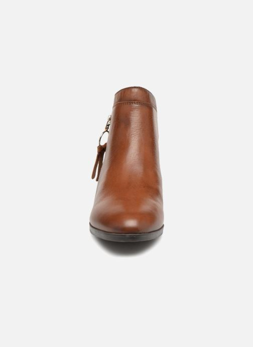 Bottines et boots Pikolinos Daroca W1U-8590 Marron vue portées chaussures