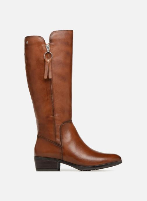 Boots & wellies Pikolinos Daroca W1U-9653 Brown back view