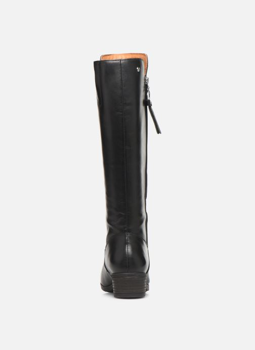 Boots & wellies Pikolinos Daroca W1U-9653 Black view from the right