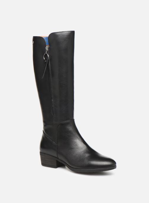 Boots & wellies Pikolinos Daroca W1U-9653 Black detailed view/ Pair view