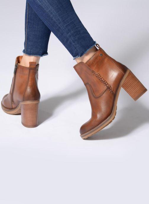 Boots en enkellaarsjes Pikolinos Pompeya W9T-8594 Bruin onder