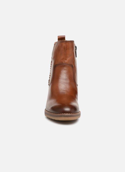 Boots en enkellaarsjes Pikolinos Pompeya W9T-8594 Bruin model