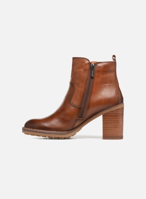 Boots en enkellaarsjes Pikolinos Pompeya W9T-8594 Bruin voorkant