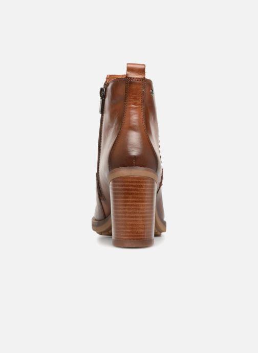 Boots en enkellaarsjes Pikolinos Pompeya W9T-8594 Bruin rechts