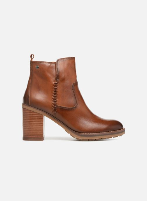 Boots en enkellaarsjes Pikolinos Pompeya W9T-8594 Bruin achterkant