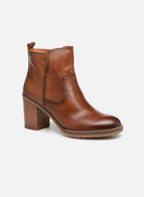 Boots en enkellaarsjes Pikolinos Pompeya W9T-8594 Bruin detail