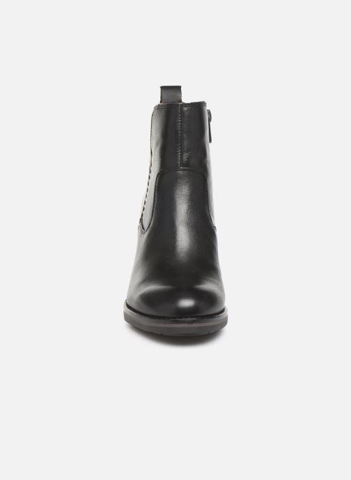 Bottines et boots Pikolinos Pompeya W9T-8594 Noir vue portées chaussures