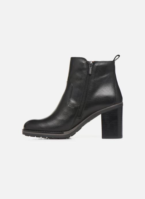Boots en enkellaarsjes Pikolinos Pompeya W9T-8594 Zwart voorkant