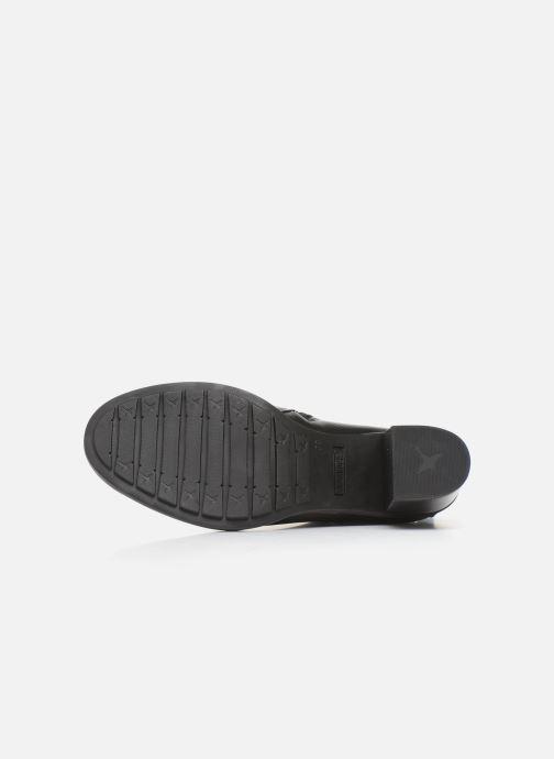 Bottines et boots Pikolinos Pompeya W9T-8594 Noir vue haut