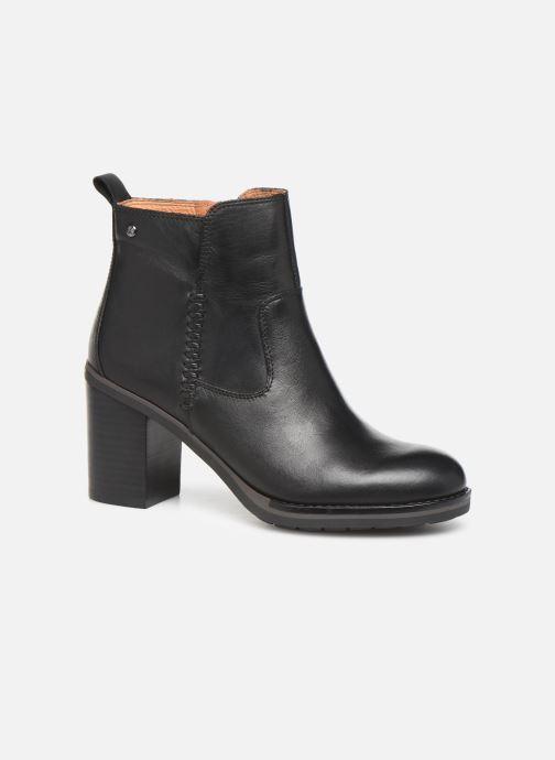 Bottines et boots Pikolinos Pompeya W9T-8594 Noir vue détail/paire