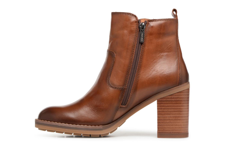 Pikolinos Pompeya W9T-8594 boots (Marron) - Bottines et boots W9T-8594 chez 7ee89c