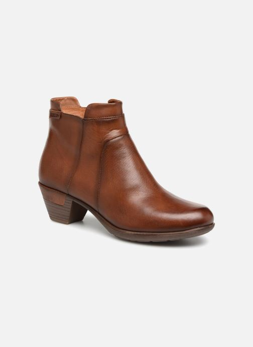 5e07bc94bad Pikolinos Rotterdam 902-8735 (Brown) - Ankle boots chez Sarenza (329472)