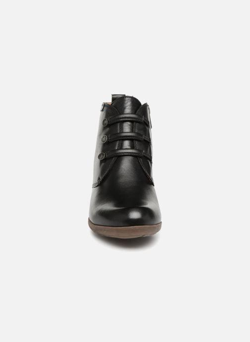 Stiefeletten & Boots Pikolinos Rotterdam 902-8746 schwarz schuhe getragen