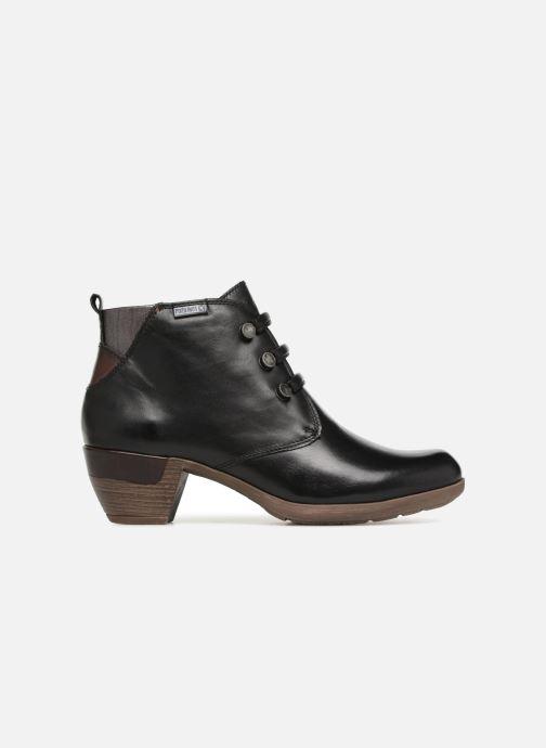 Boots en enkellaarsjes Pikolinos Rotterdam 902-8746 Zwart achterkant