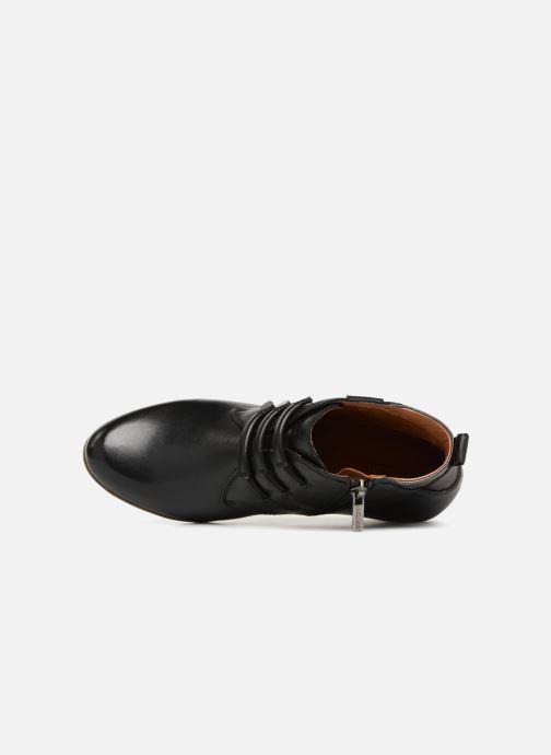 Boots en enkellaarsjes Pikolinos Rotterdam 902-8746 Zwart links