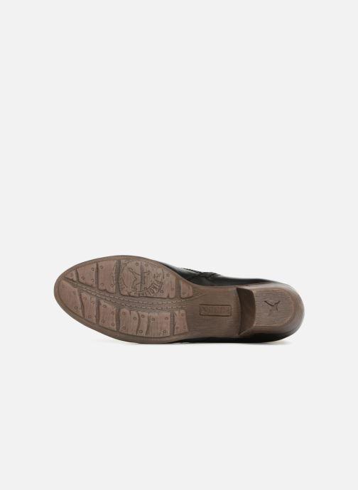 Boots en enkellaarsjes Pikolinos Rotterdam 902-8746 Zwart boven