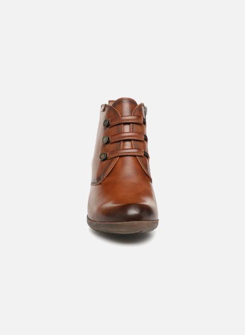 Boots en enkellaarsjes Pikolinos Rotterdam 902-8746 Bruin model