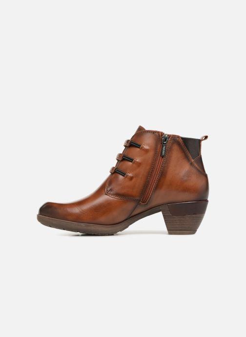 Boots en enkellaarsjes Pikolinos Rotterdam 902-8746 Bruin voorkant