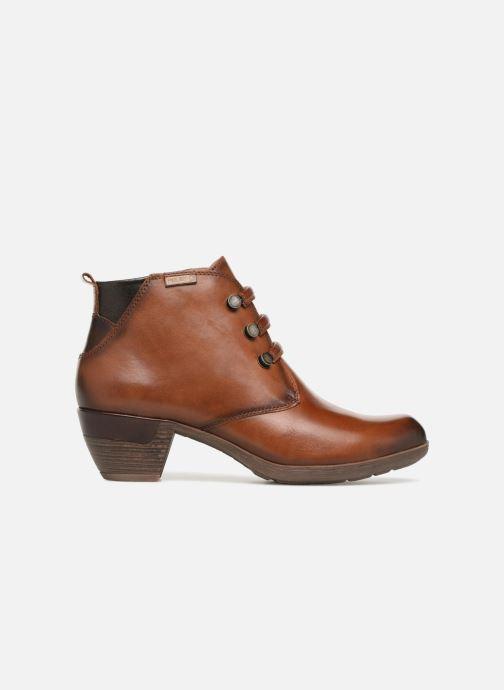 Boots en enkellaarsjes Pikolinos Rotterdam 902-8746 Bruin achterkant