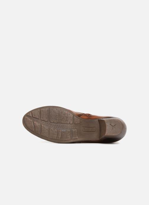 Boots en enkellaarsjes Pikolinos Rotterdam 902-8746 Bruin boven