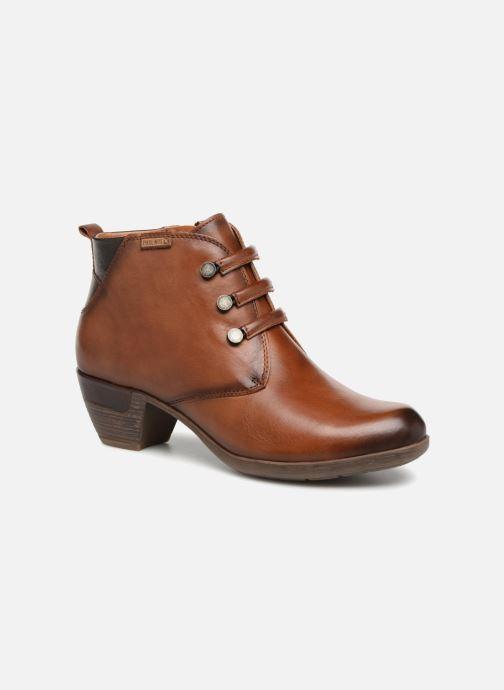 Boots en enkellaarsjes Pikolinos Rotterdam 902-8746 Bruin detail