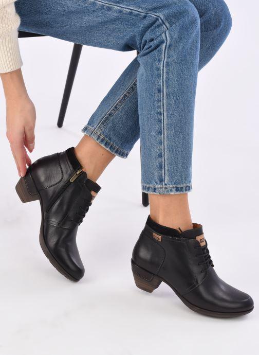 Bottines et boots Pikolinos Rotterdam 902-8901 Noir vue bas / vue portée sac