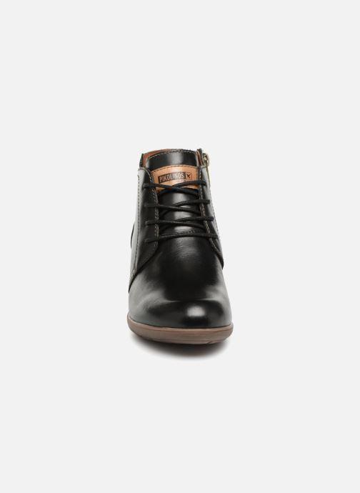 Boots en enkellaarsjes Pikolinos Rotterdam 902-8901 Zwart model