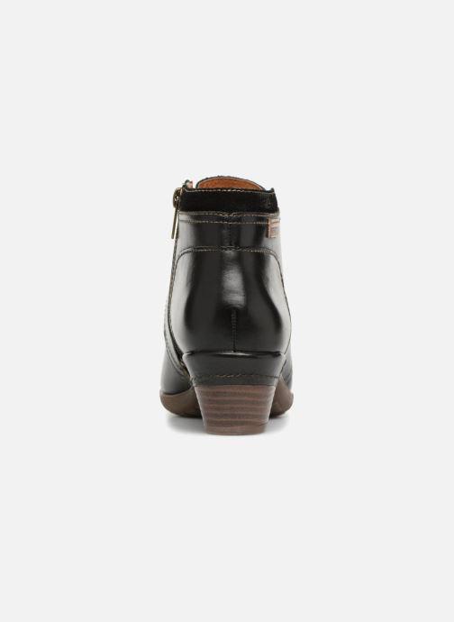 Boots en enkellaarsjes Pikolinos Rotterdam 902-8901 Zwart rechts