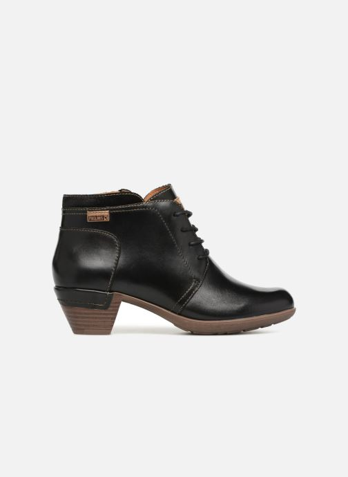 Ankle boots Pikolinos Rotterdam 902-8901 Black back view