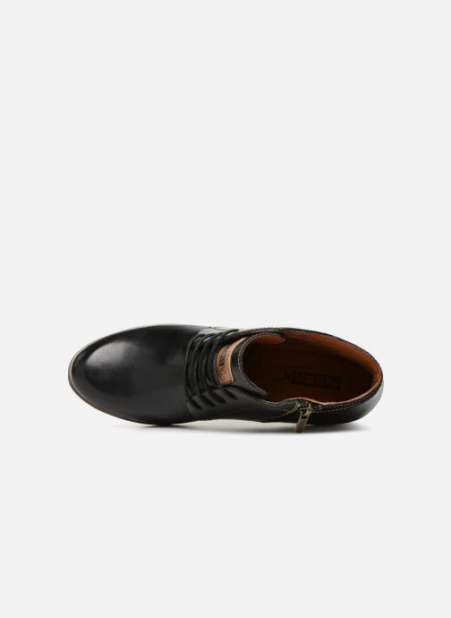 Boots en enkellaarsjes Pikolinos Rotterdam 902-8901 Zwart links