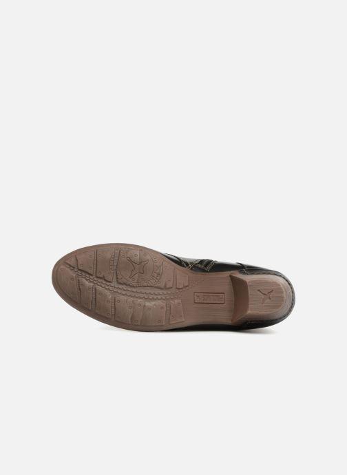 Bottines et boots Pikolinos Rotterdam 902-8901 Noir vue haut